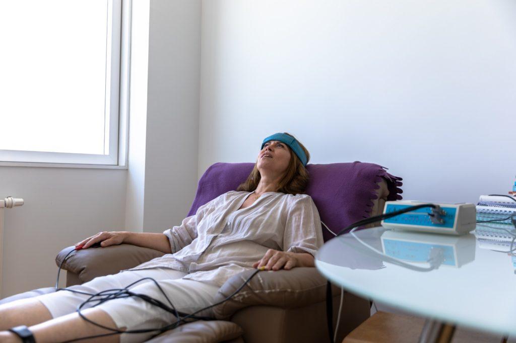 neurofeedback for concussion symptoms