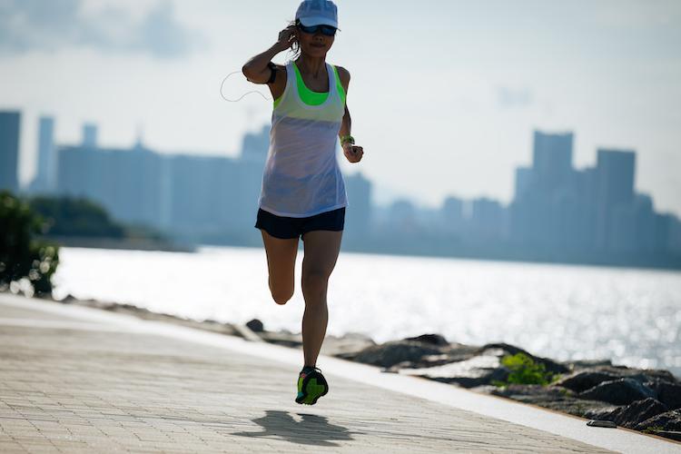 running boosts your brain
