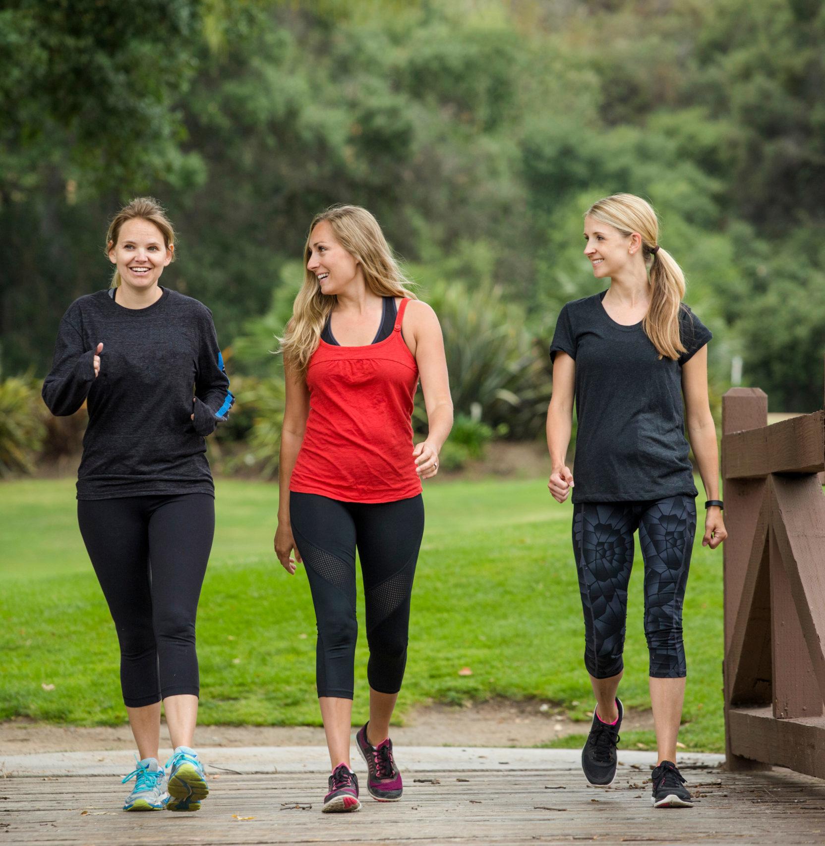 women's walking group