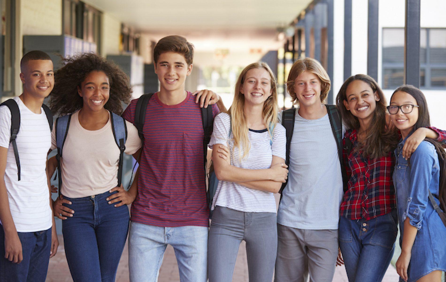teenagers brains grow